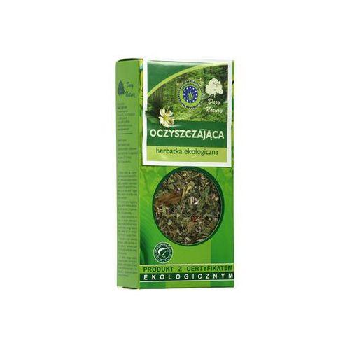 Herbata oczyszczająca BIO 50g