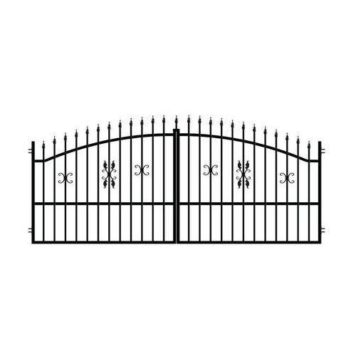 Brama dwuskrzydłowa ELIZA III 350 x 150 cm POLARGOS (5902360107243)
