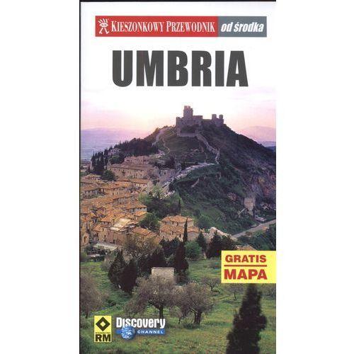 Umbria Od Środka. Kieszonkowy Przewodnik, rok wydania (2008)