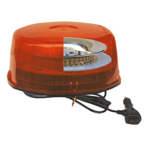 Led cree lampa błyskowa, 24w, 12-24v pomarańczowa, ip67 + bezpłatna natychmiastowa gwarancja wymiany! marki Truckled