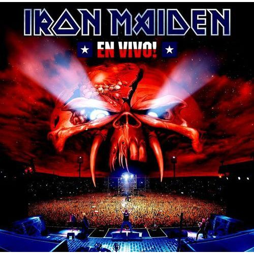 Warner music Iron maiden - en vivo !