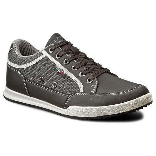 Sneakersy GINO LANETTI - MP07-15104-02 Szary Ciemny