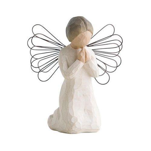 Anioł w modlitwie Angel of Prayer 26012 Susan Lordi Willow Tree figurka ozdoba świąteczna