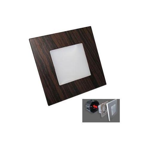 48306 - oprawa schodowa led step light 16xled smd/1w/230v marki Luxera