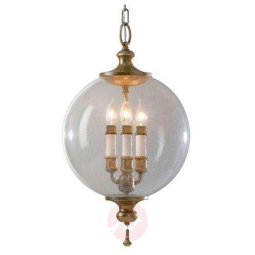 Lampa wisząca Argento, kolor Przezroczysty