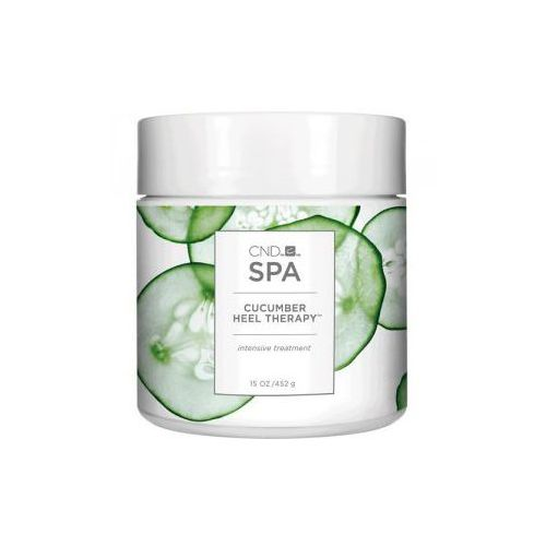 Cnd spa cucumber heel therapy intensive treatment 425 g krem do stóp z odciskami