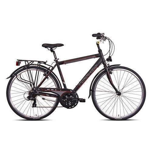 Rower ESPERIA Rigida 435 M19 Czarny + DARMOWY TRANSPORT! + Zamów z DOSTAWĄ JUTRO! + Odjazdowa oferta cenowa!