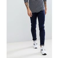 skinny jeans rinse denim wash - navy, Ldn dnm