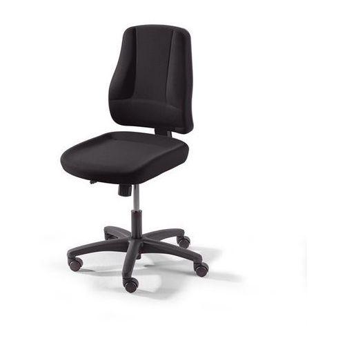 Interstuhl büromöbel Krzesło obrotowe z siedziskiem nieckowym, wys. oparcia 540 mm, kolor obicia: cza