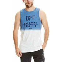 Podkoszulka - dip dye vest lapis blue (bl103) rozmiar: xxl marki Bench