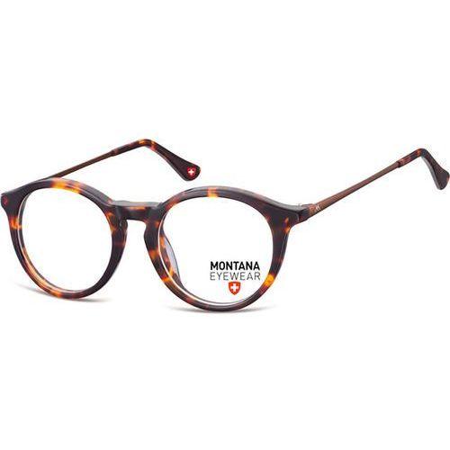 Okulary korekcyjne  ma67 evelyn marki Montana collection by sbg