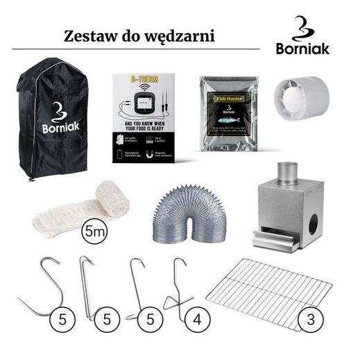 Zestaw do wędzarni zs-150 marki Borniak