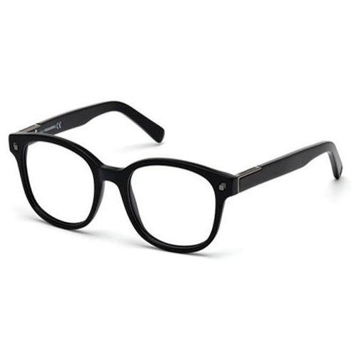 Okulary korekcyjne  dq5168 london 002 marki Dsquared2