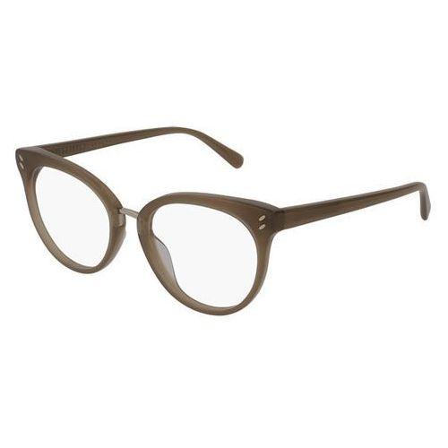 Stella mccartney Okulary korekcyjne sc0090o 005