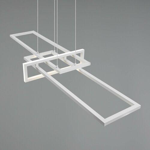 Trio salinas 320310331 lampa wisząca zwis 1x34w led biała (4017807487930)