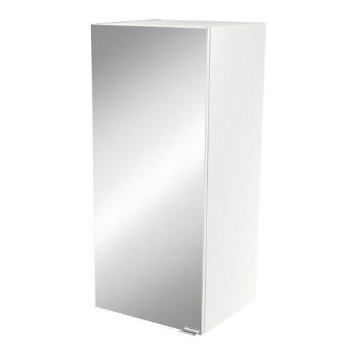 Szafka Cooke&Lewis Imandra z lustrem 40 x 90 x 36 cm biała, CF107001