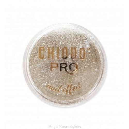 CHIODO PRO EFEKT RAINBOW MIRROR - Złoty Pyłek Nr 001