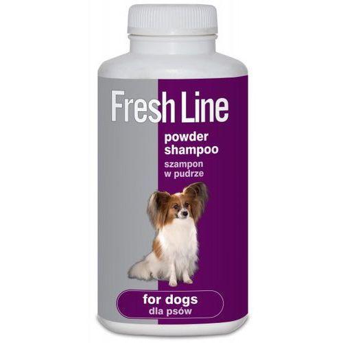 Dermapharm Freshline szampon w pudrze dla psów 250ml
