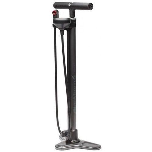 Blackburn Piston 4 Pompka rowerowa czarny/srebrny 2018 Pompki podłogowe