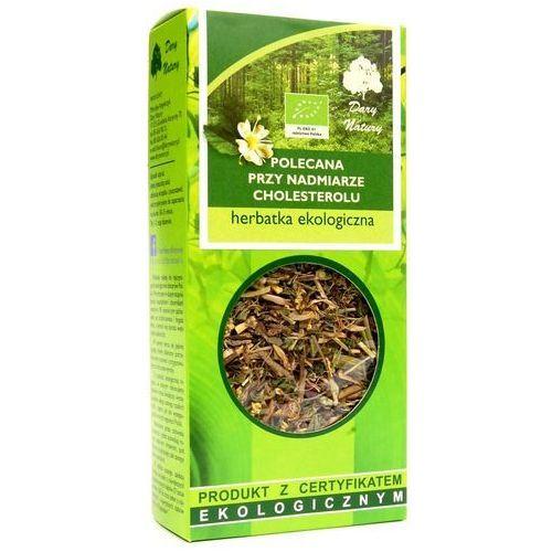 Dary natury Polecana przy nadmiarze cholesterolu eko 50g - herbata