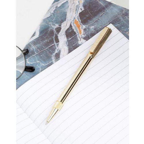 Ted Baker Gold Ballpoint Twist Pen In Gift Box - Gold z kategorii Pozostałe