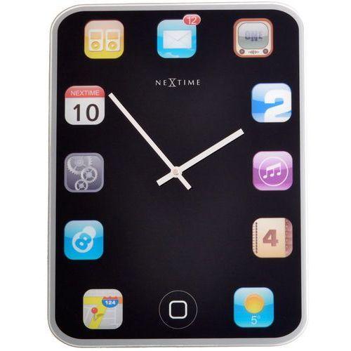 - zegar ścienny/stołowy mini wall pad marki Nextime