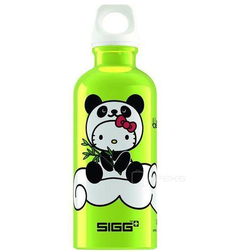 Sigg Kids Hello Kitty Panda Lime butelka 0.4L dla dzieci