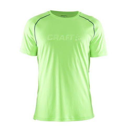 CRAFT Prime SS Tee - męska koszulka do biegania (zielony)