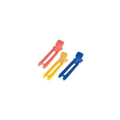, klamerki fryzjerskie plastikowe, 50 sztuk marki Efalock