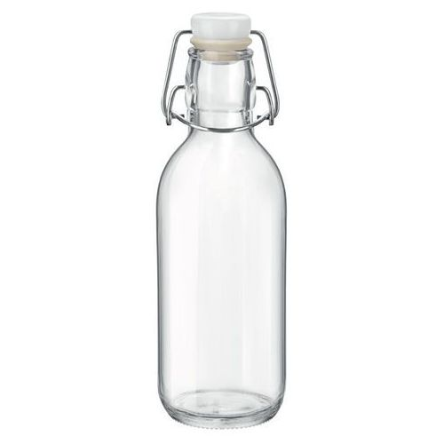 Butelka emilia z zamknięciem 1l marki Bormioli rocco