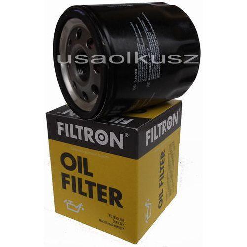 Filtr oleju silnika cadillac cts marki Filtron