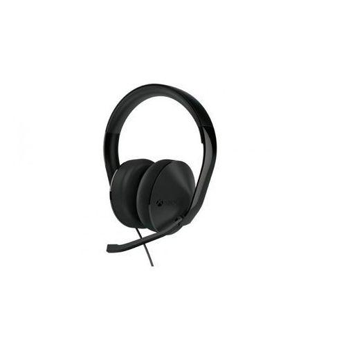 Microsoft Zestaw słuchawkowy s4v-00013 xbox one stereo headset czarny