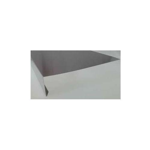 Pas nadrynnowy na dach płaski balkon długi - 0050 stal nierdzewna inox marki Eblachy.pl