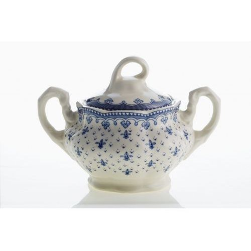 Pickman serwis do herbaty aurora flor de lis 27 el. dla 12 osób marki La cartuja de sevilla