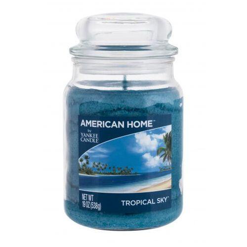 Yankee candle american home tropical sky świeczka zapachowa 538 g unisex
