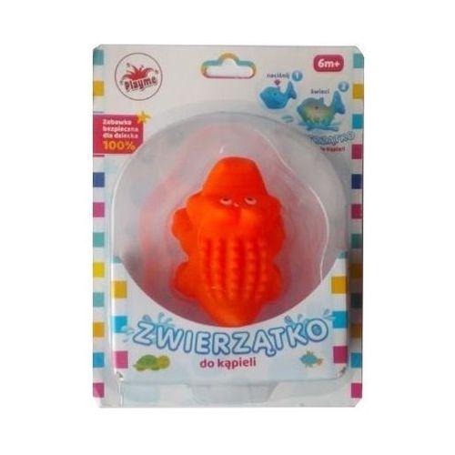 Zabawki do kąpieli ze światełkiem - krokodyl marki Playme