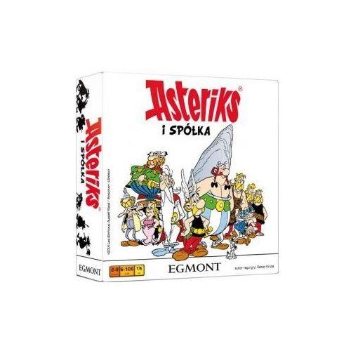 Egmont Asteriks i spółka gra pamięciowa
