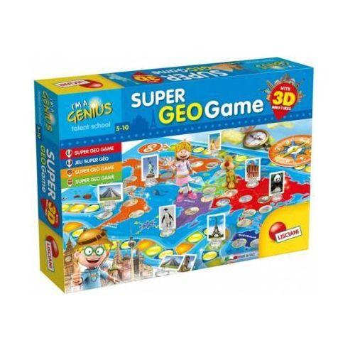 Liscianigiochi I'm a genius super geo game miniaturowy świat 3d