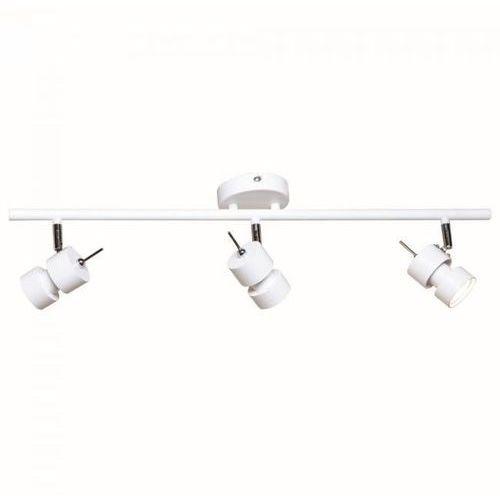 Steinhauer Natasja Lampa Sufitowa LED Biały, 3-punktowe - Nowoczesny - Obszar wewnętrzny - Natasja - Czas dostawy: od 10-14 dni roboczych