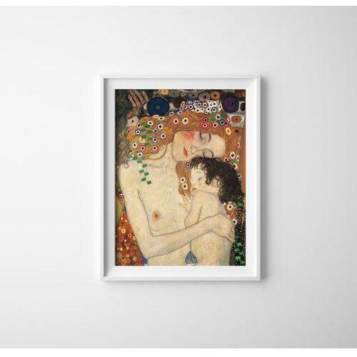 Vintageposteria.pl Plakat na ścianę plakat na ścianę matka i dziecko gustav klimt