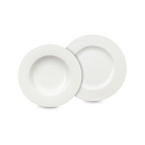 royal 12el - zestaw obiadowy, porcelana, serwis marki Villeroy&boch