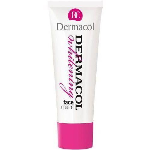 OKAZJA - Dermacol  whitening wybielający krem do twarzy przeciw przebarwieniom skóry (day and night whitening face cream) 50 ml