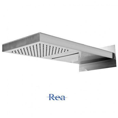 DESZCZOWNICA KASKADOWA RAINFORCE 54X22 CM CHROM REA
