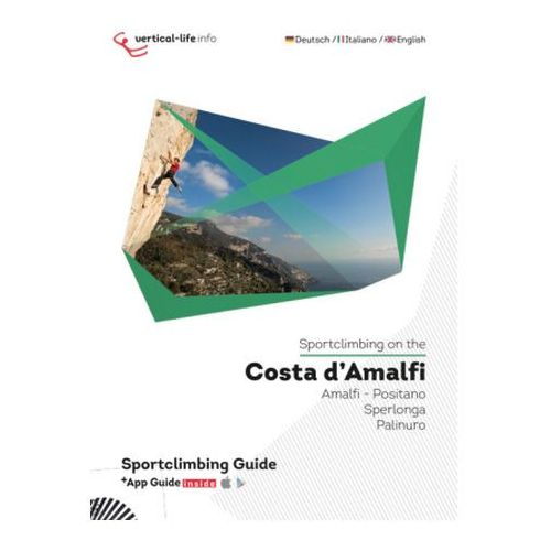 Sportclimbing on the Costa d'Amalfi (9788898495054)