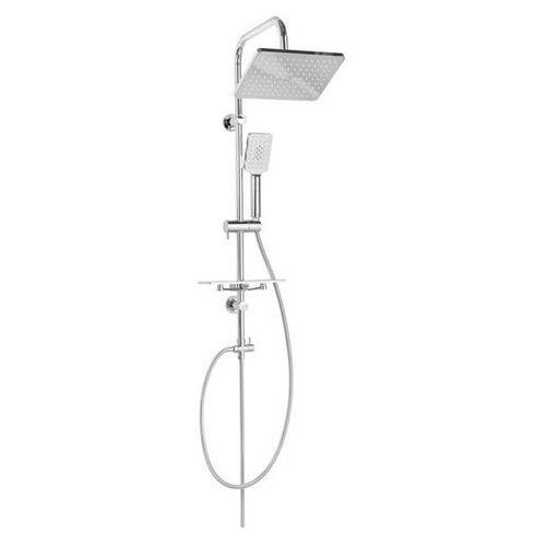 Invena nyks zestaw natryskowy prysznicowy deszczownia bez baterii au-32-001