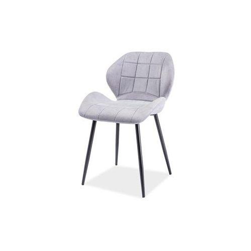 Krzesło hals jasno szare marki Signal