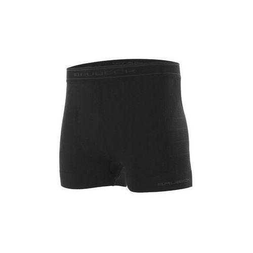 Brubeck bokserki męskie fitness (czarny), kolor czarny