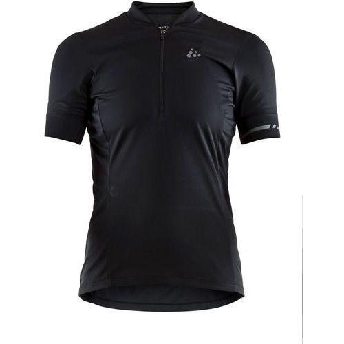 Craft point koszulka kolarska, krótki rękaw kobiety czarny s 2018 koszulki kolarskie