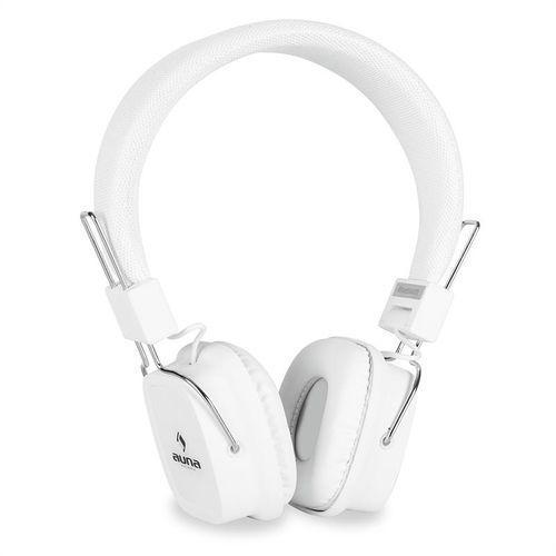 Auna Nightliner Ice słuchawki bluetooth Zamów ten produkt do 21.12.16 do 12:00 godziny i skorzystaj z dostawą do 24.12.2016