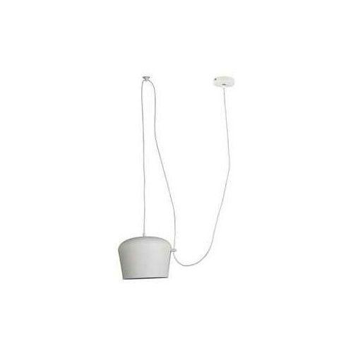 Rabalux Lampa wisząca indra 2551 1x60w e27 biała